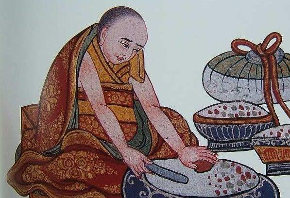 Рецептам тибетских лам для очищения крови и лимфы