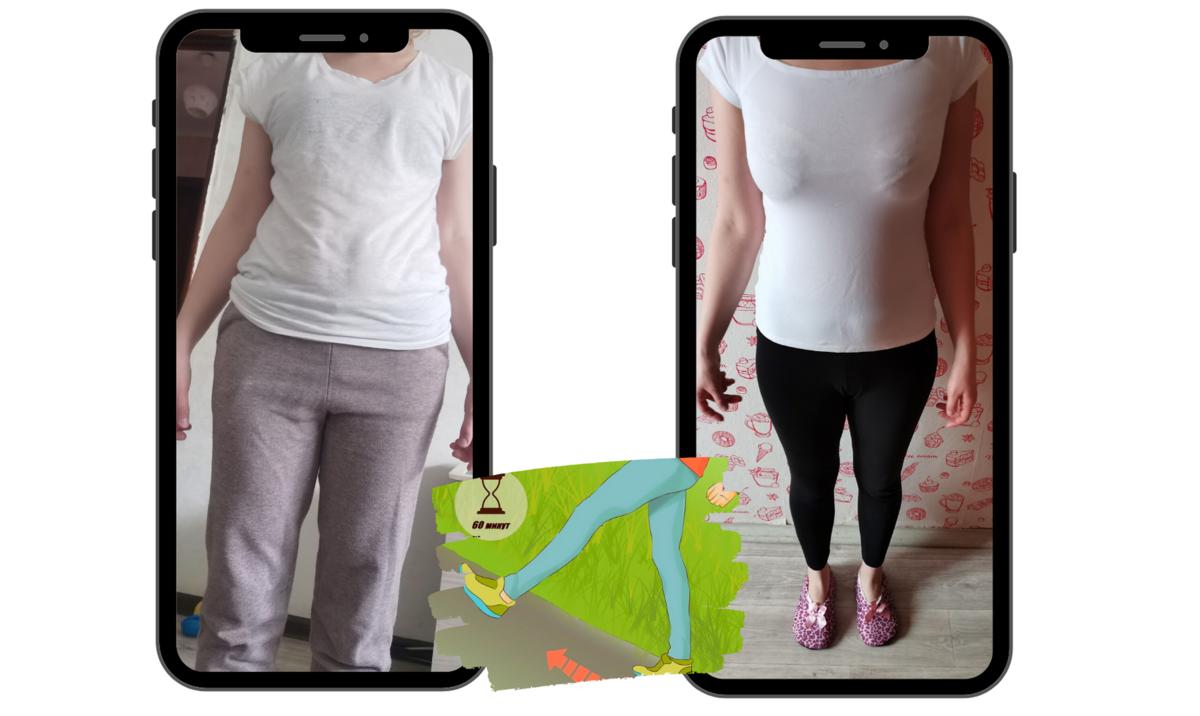 Правило 1 часа: как худеть просто во время ХОДЬБЫ. И никаких диет не нужно!