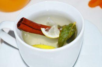 Чай с корицей и лавровым листом поможет быстро избавиться от лишнего веса