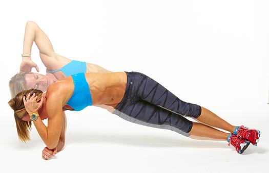 Делайте планку по этой инструкции — и через месяц у вас будет новое тело! Всего 1 упражнение.