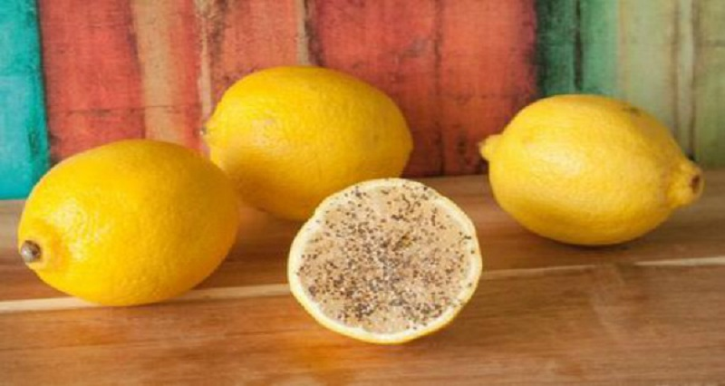 7 причин употреблять лимон с солью и перцем. Я и не подозревала, насколько это полезно! Кто бы раньше подсказал…