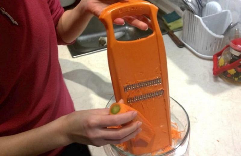 Дни напролет искал именно этот рецепт моркови по-корейски: самый быстрый и самый лучший вариант.