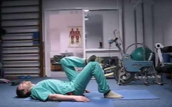Знакомый хирург посоветовал мне эту зарядку вместо операции. И правда помогло!