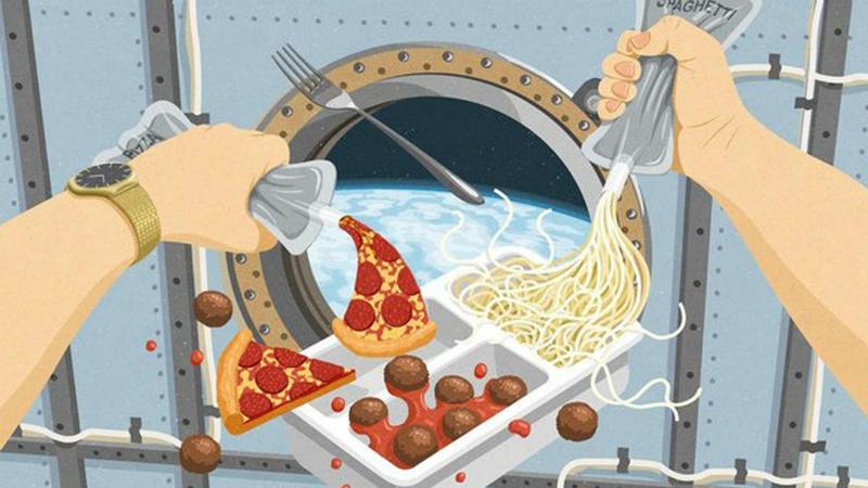 Диета космонавтов: 10 дней минус 10 кг. Совсем другое тело! Легкость граничит с невесомостью.