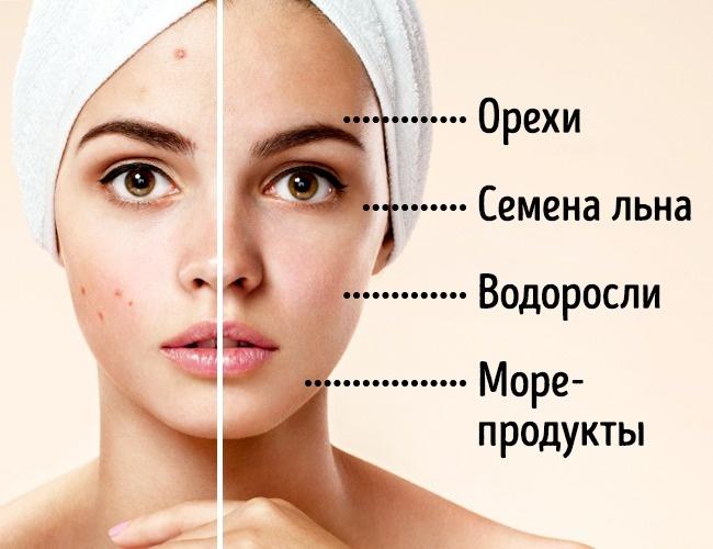 8 секретов питания от дерматолога, чтобы кожа стала идеальной