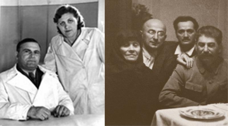 В архивах НКВД рассекретили препарат, который вылечил умирающую мать Берии.