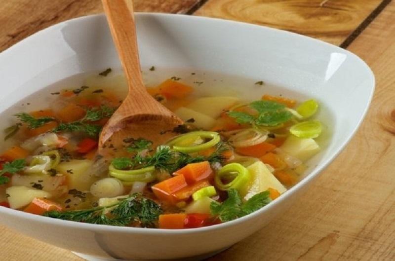Чудо-суп, который очистит организм всего за неделю! Вес тает, и есть совсем не хочется.