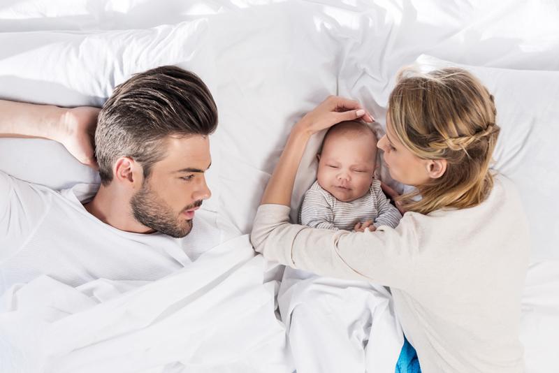 В Японии все дети спят с родителями! Это правильно, и вот почему…