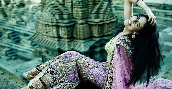 Секреты красивых волос индийских женщин. Теперь вам не понадобятся салонные процедуры …
