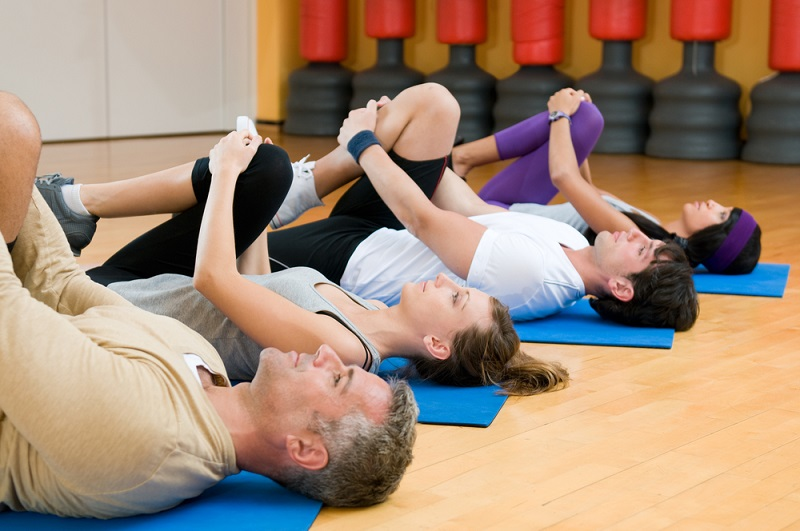 7 упражнений для здорового позвоночника за 7 минут!