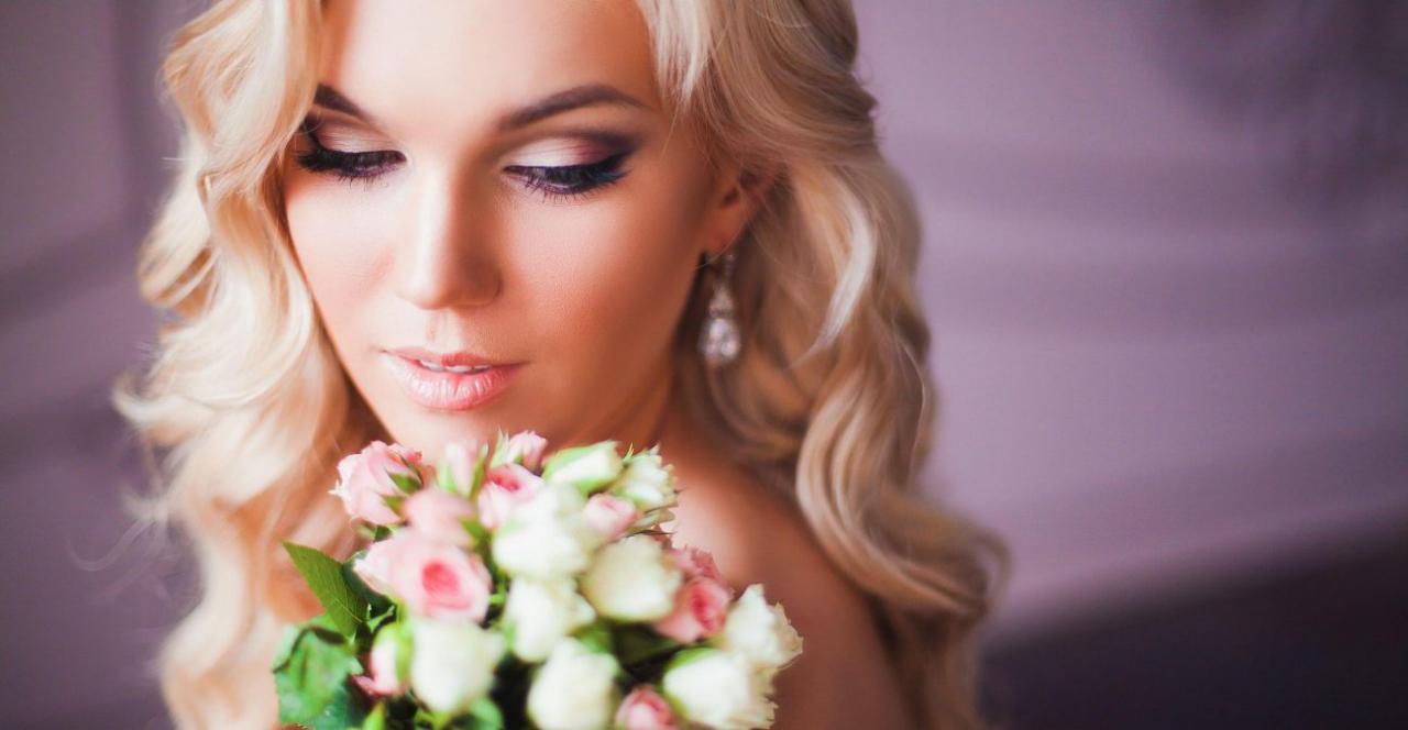 Свадебный макияж без репетиции: стресс для невесты и вызов для визажиста