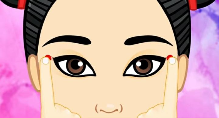 «Омолаживаем глаза за 1 минуту» с помощью японской техники: делаем 3 упражнения, которые убирают морщины вокруг глаз и гусиные лапки в домашних условиях