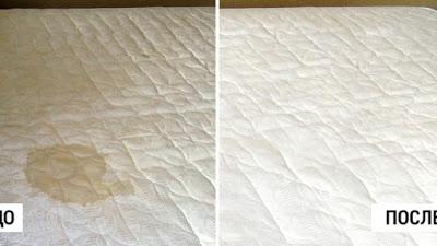 Самый эффективный способ почистить матрас: избавляемся от пятен и запаха!