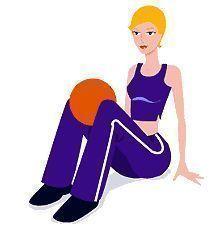 Будь в форме: легкие упражнения для уменьшения объема бедер