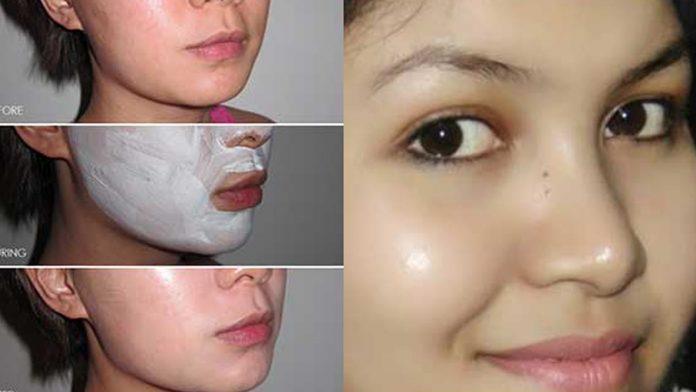 Используйте 3 ночи подряд эти 2 супер маски и получите сияющую кожу, без пятен!