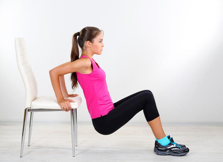 Стройные ноги и бедра за 5 минут в день