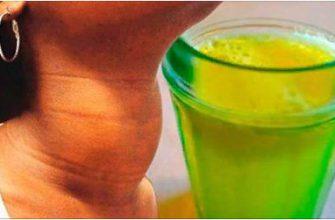 Этот сок — супер средство для щитовидной железы, особенно для женщин старше 50 лет! И вот почему!