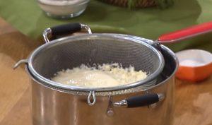 Домашний сыр чечил! Только молоко и соль!