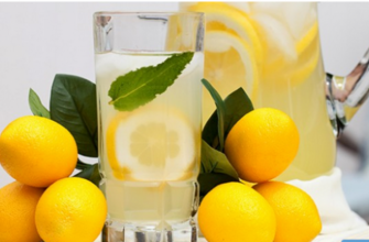 Пейте лимонную воду вместо таблеток, если вы столкнулись с одной из этих 13 проблем со здоровьем!
