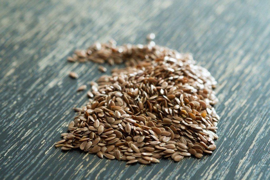 суточная доза семян льна