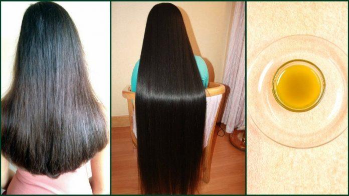 Сделайте это всего за 2 минуты, и Ваши волосы будут расти, как никогда раньше