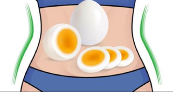 План диеты на 14 дней с яйцом, до -11 кг