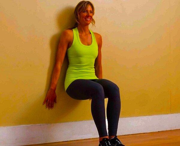 Как похудеть на 6кг? Упражнение «Гном» — 10 дней