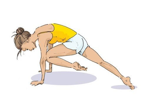 5 эффективных упражнений на пресс