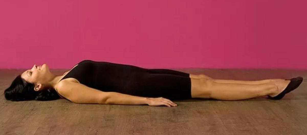 Как похудеть до 40 кг — простое упражнение