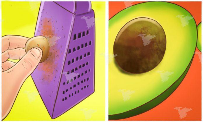 Известные преимущества употребления семян авокадо!