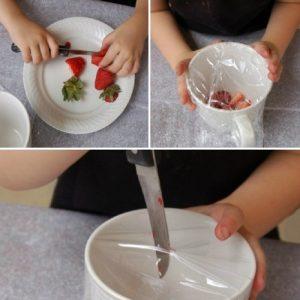 Вот как использовать пищевую пленку! 13 хитрых способов применения чудо-материала.