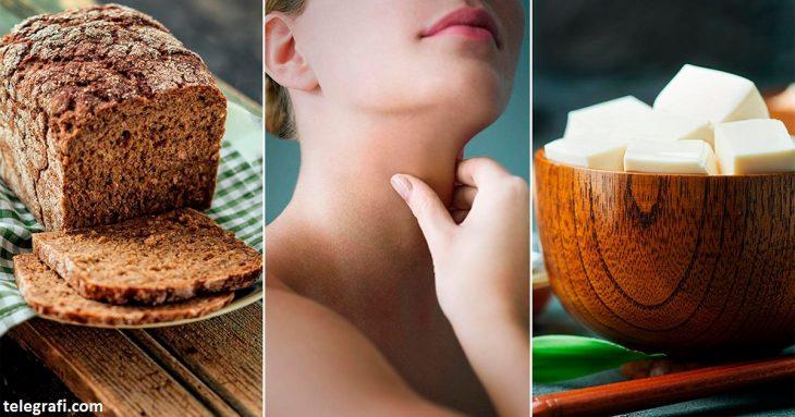 Для здоровья щитовидной железы нужны эти 6 продуктов