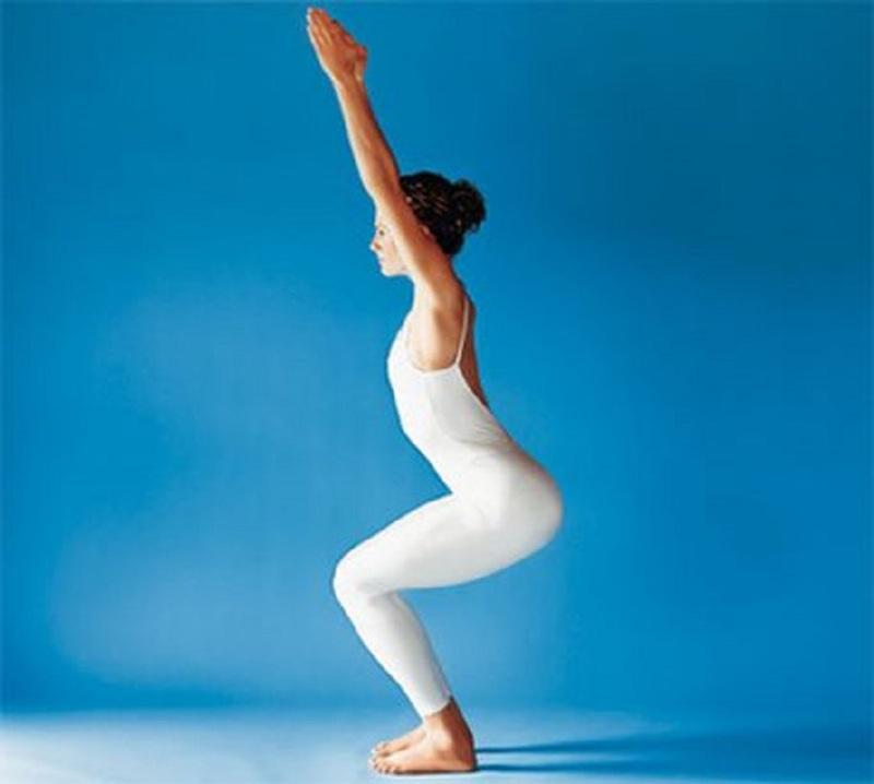«Всадник» — это упражнение просто суперсжигатель жира!