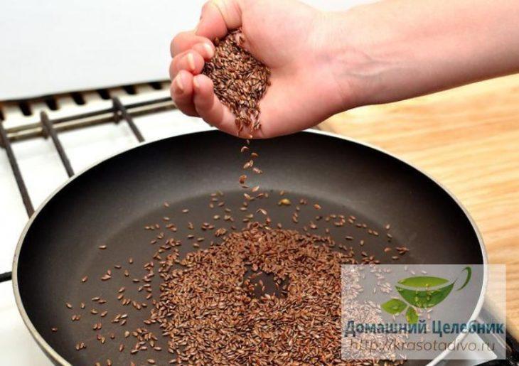 Люблю семена льна — от 100 бед выручают. Настоящий клад, когда принимаешь, то врачей не знаешь!