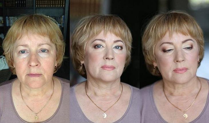9 правил макияжа и ухода за лицом, которые сделают вас моложе