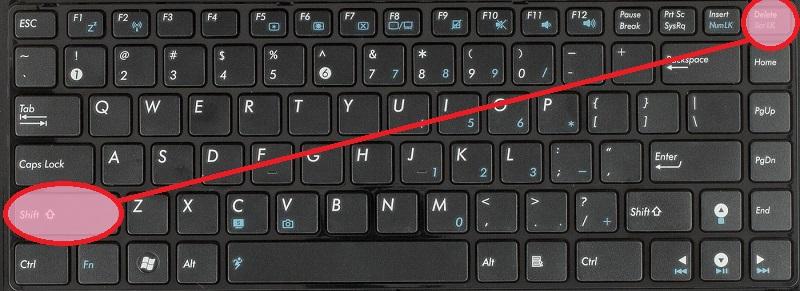 На все случаи жизни! 13 секретных комбинаций клавиш, о которых мало кто знает.
