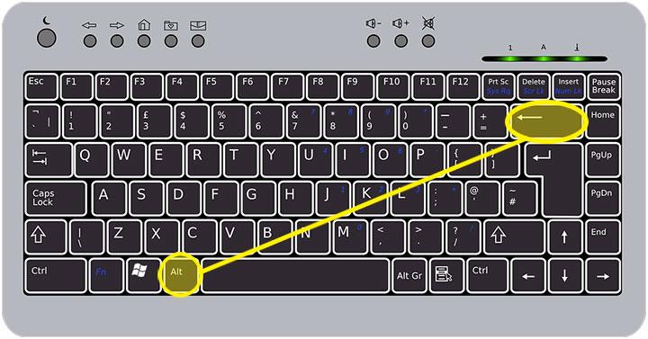 Эти Комбинации Клавиш На Клавиатуре Вы Вряд-Ли Знали Раньше. Теперь Они Точно Пригодятся!