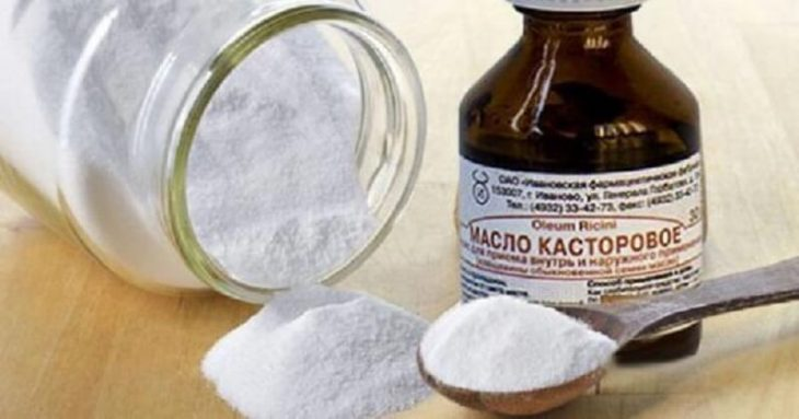 Касторовое масло и сода: лекарство, которое выручит в 16 случаях!