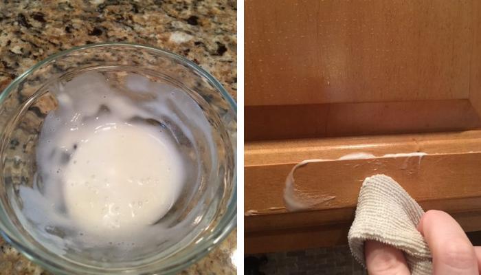 Рабочее средство для удаления жира из подручных ингредиентов