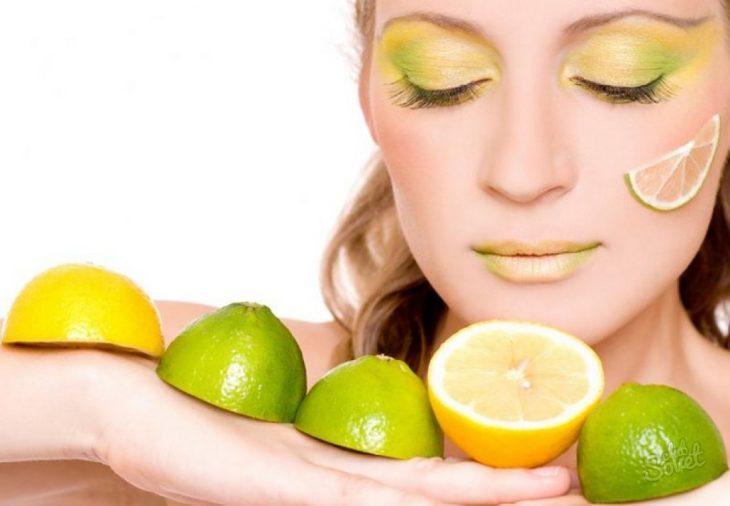 Лимонная маска от черных точек — эффект потрясет вас!