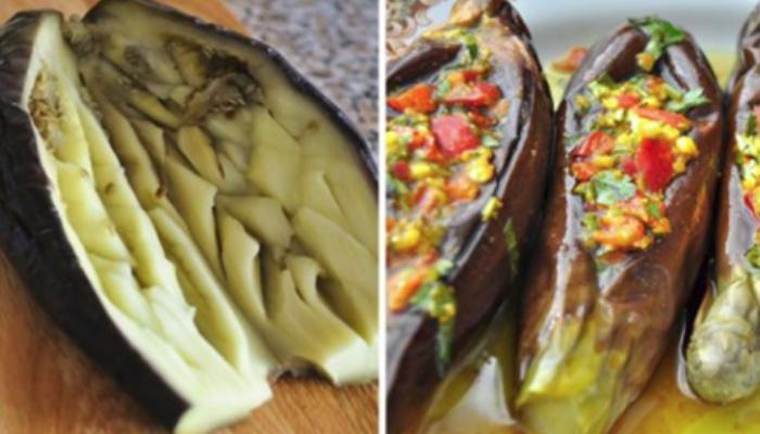 Вкуснейшие баклажаны по-египетски