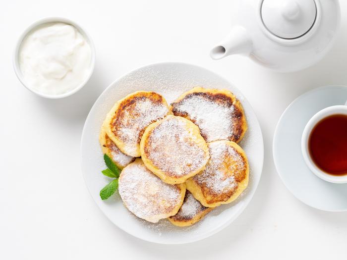 5 рецептов разных, но одинаково идеальных сырников