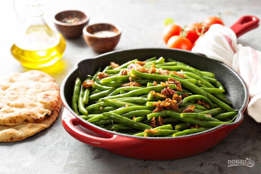 Стручковая фасоль: готовим быстрые блюда и консервируем на зиму