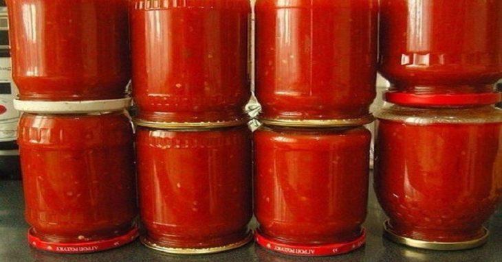 Домашний кетчуп: замечательный рецепт из натуральных продуктов