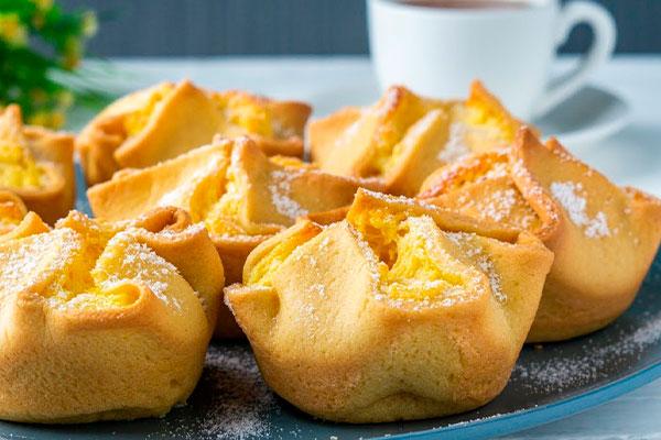 Итальянские Соффиони. Эти пирожные вы будете готовить на бис!