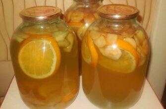 Домашняя фанта – полезный и освежающий напиток с ярким насыщенным вкусом.