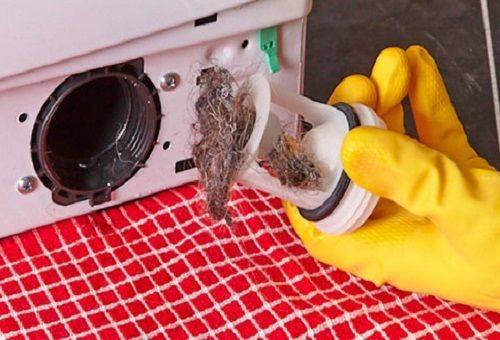Как правильно почиститы стиральную машину если из нее плохо пахнет.