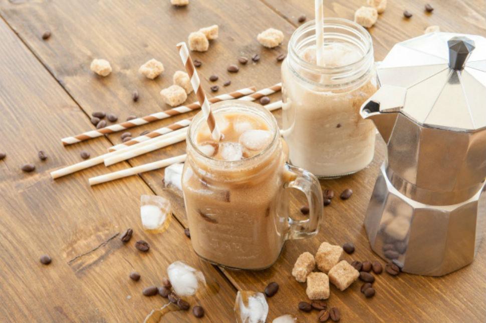 10 крутых рецептов холодного кофе