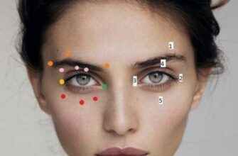 5 точек шиацу: массаж для красоты кожи вокруг глаз
