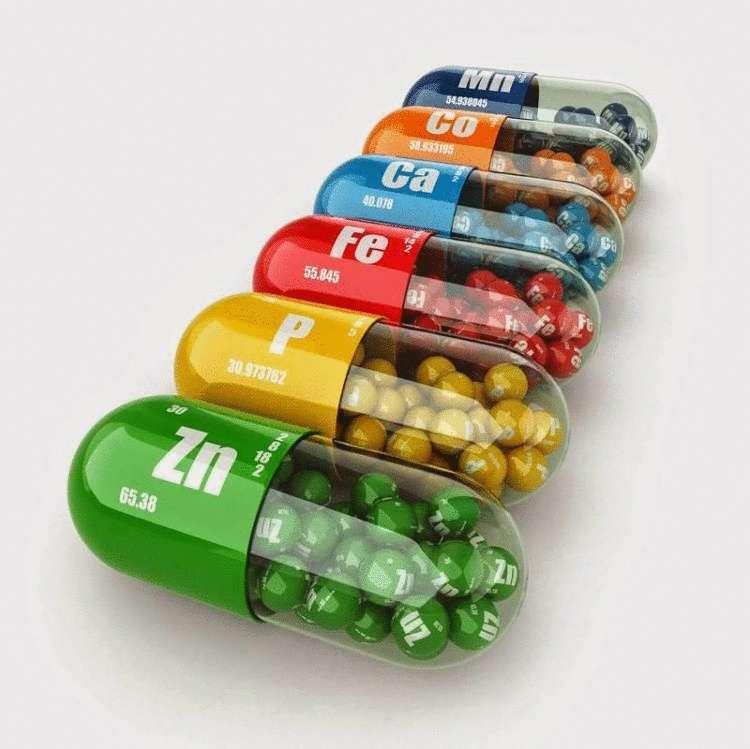 Показатели нормы витаминов и микроэлементов: Как узнать, чего именно вам не хватает